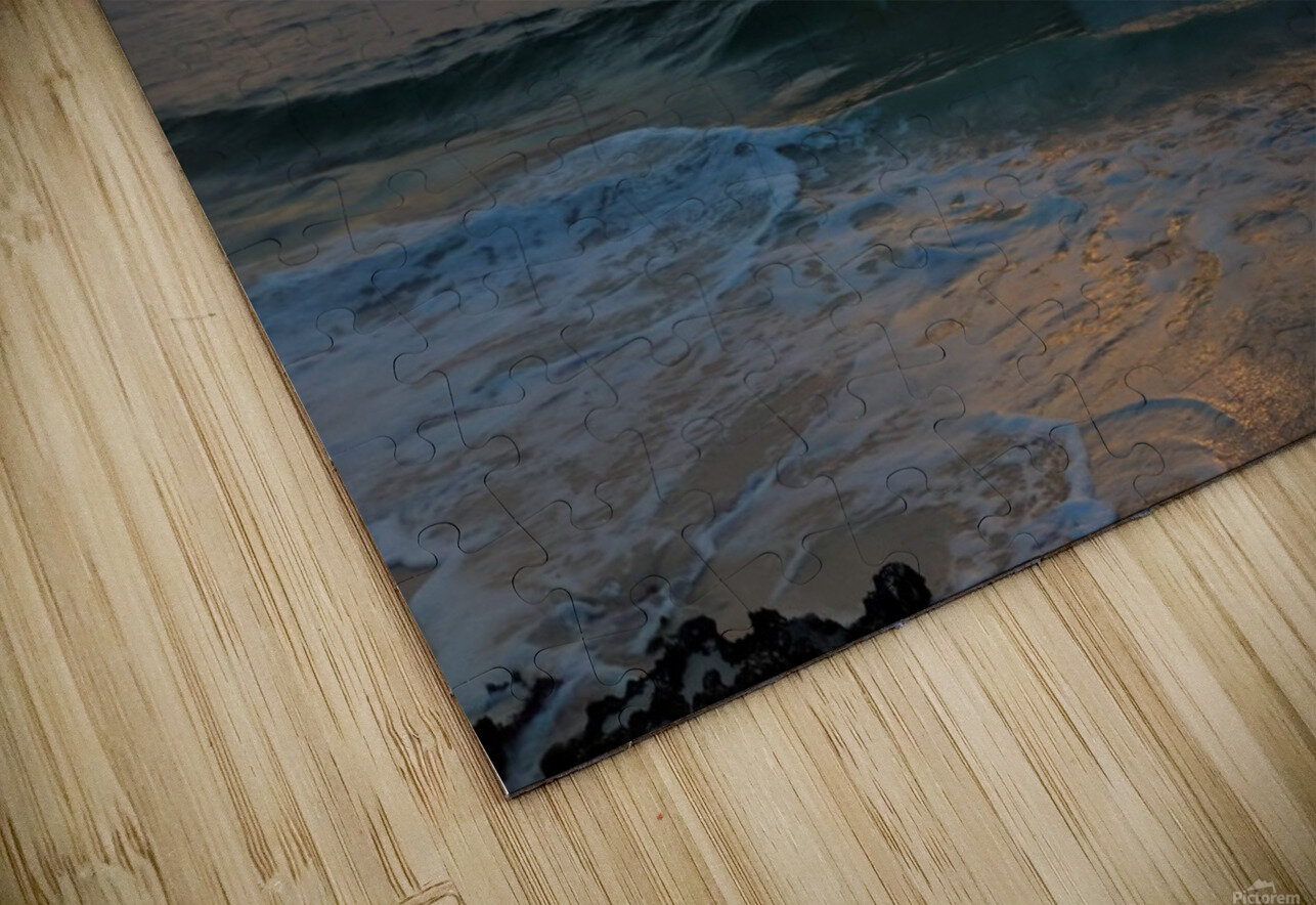 Eleuthera New Day HD Sublimation Metal print