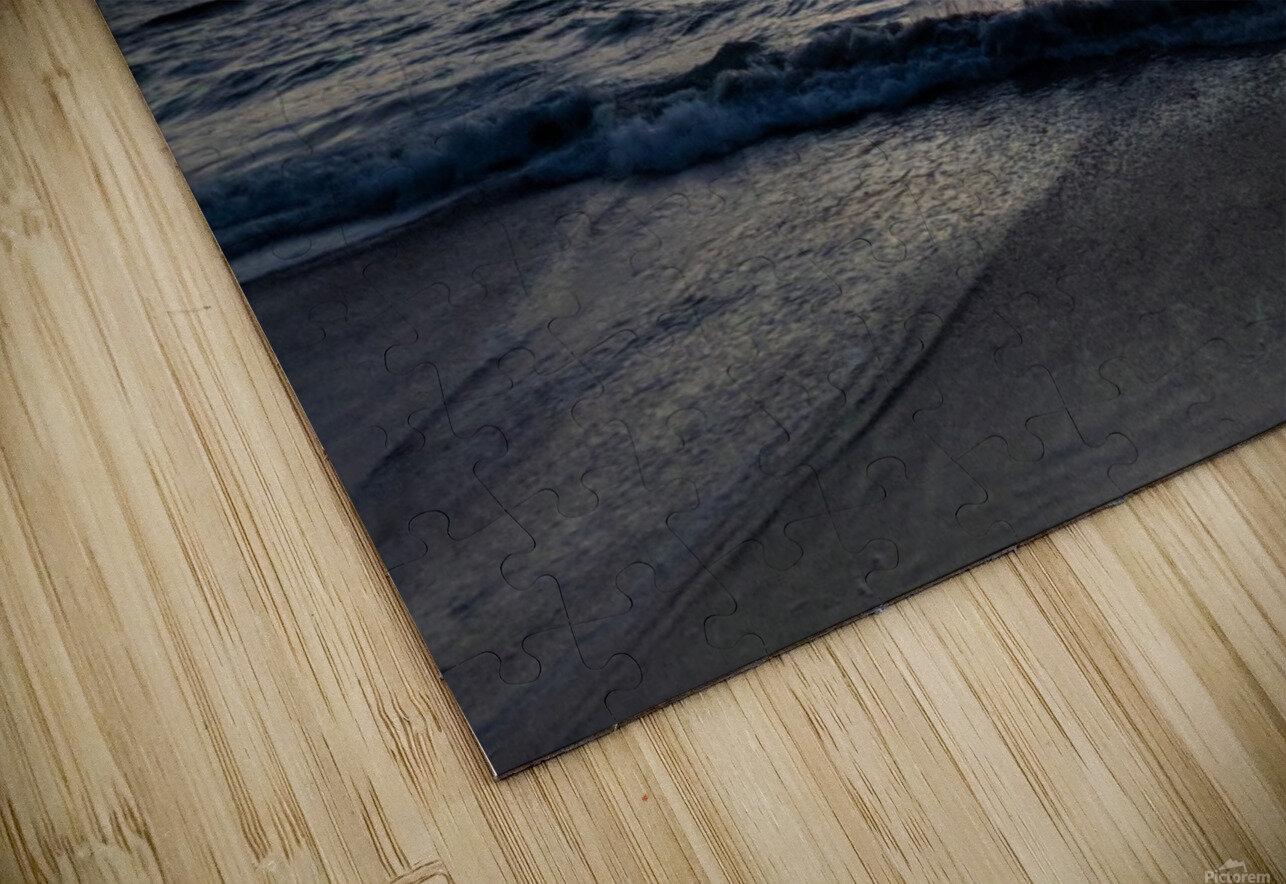 Eleuthera Glow HD Sublimation Metal print