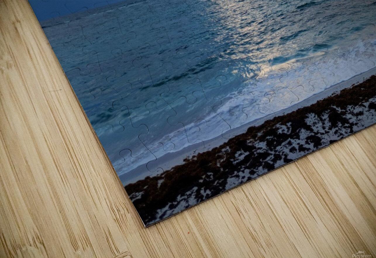 Eleuthera Sun Ray 2 HD Sublimation Metal print