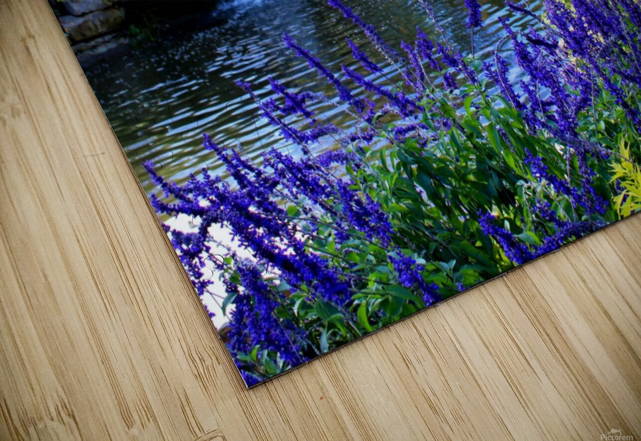 The Power of Water HD Sublimation Metal print