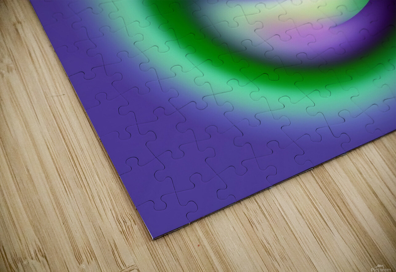 Untitled HD Sublimation Metal print