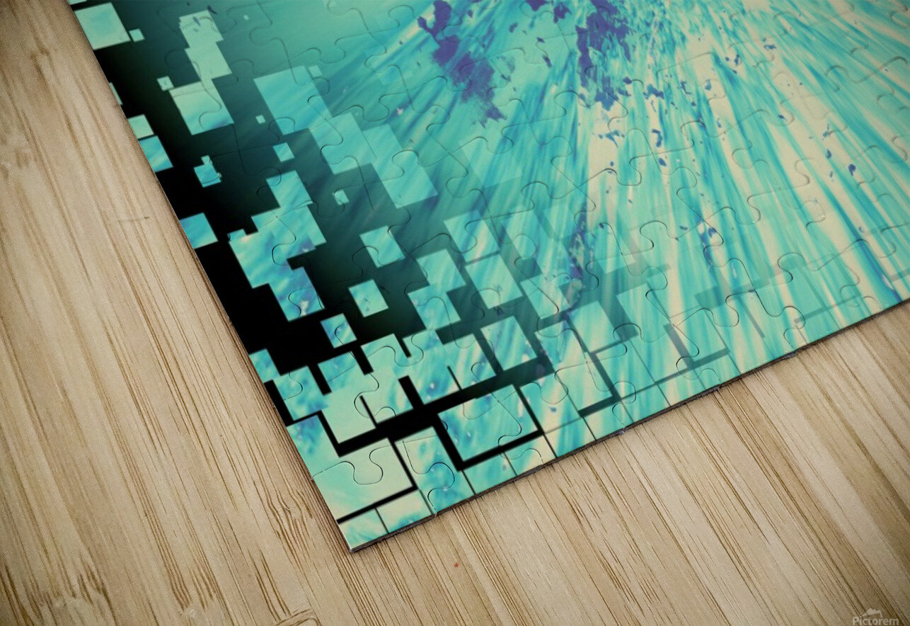 Saturday night fever HD Sublimation Metal print