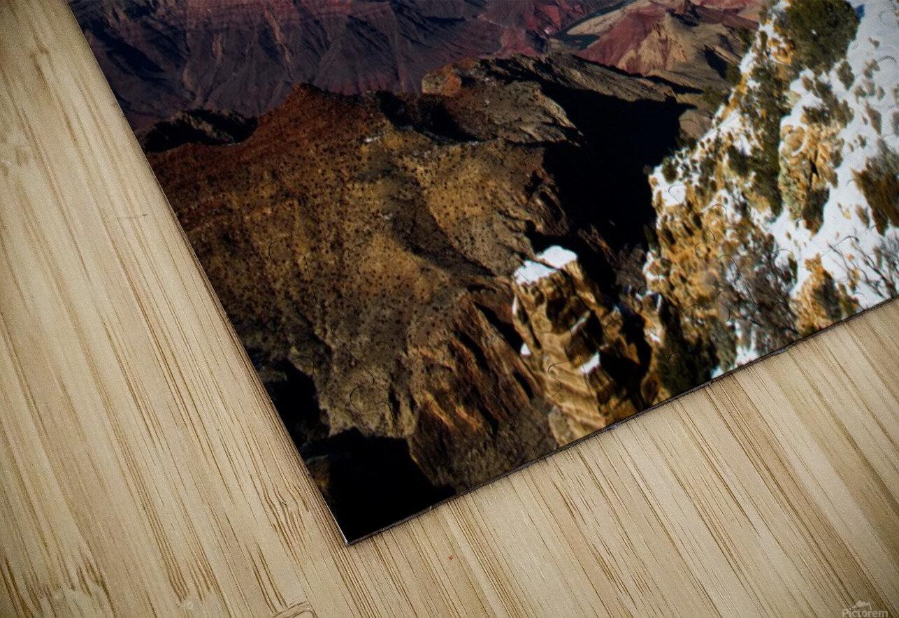 Grand Canyon HD Sublimation Metal print
