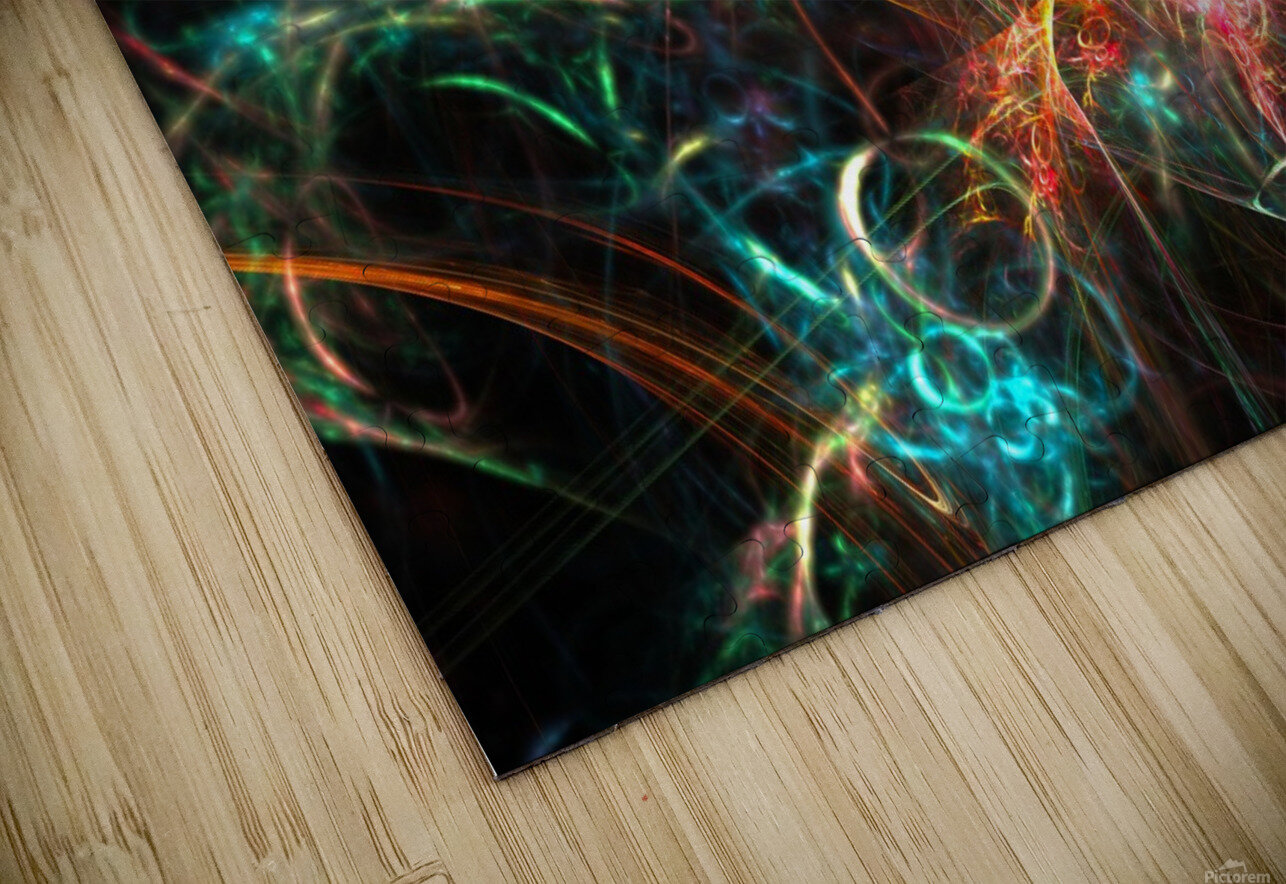 Discovery e HD Sublimation Metal print