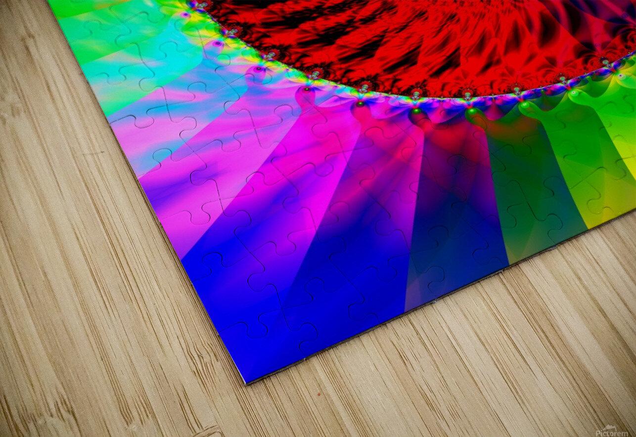 Paleta_De_Dios HD Sublimation Metal print