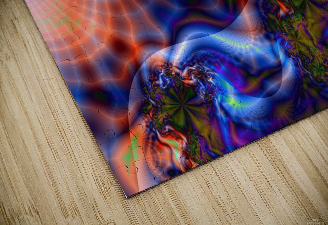Weather_Report_19 HD Sublimation Metal print