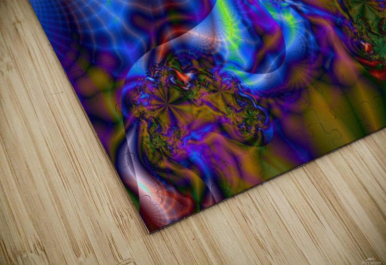 Weather_Report_11 HD Sublimation Metal print
