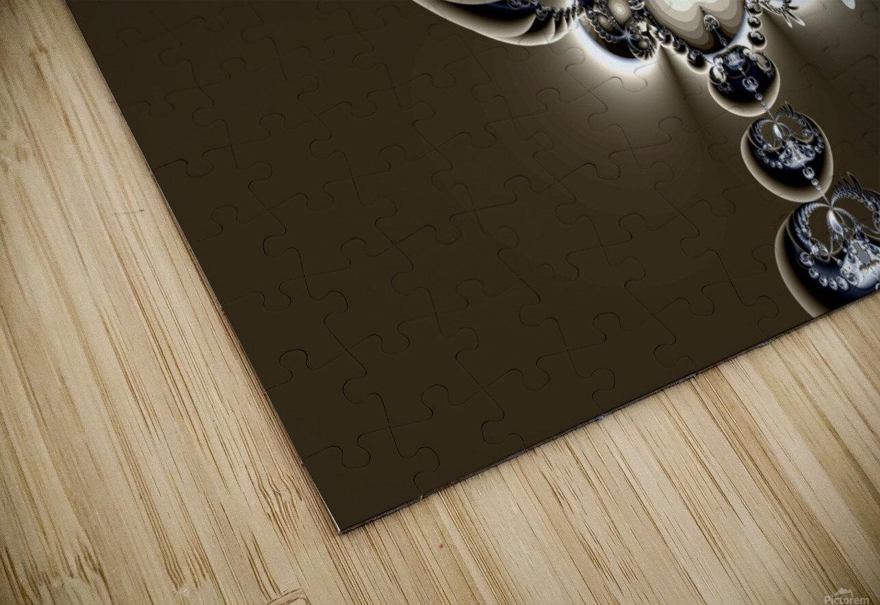Installation HD Sublimation Metal print