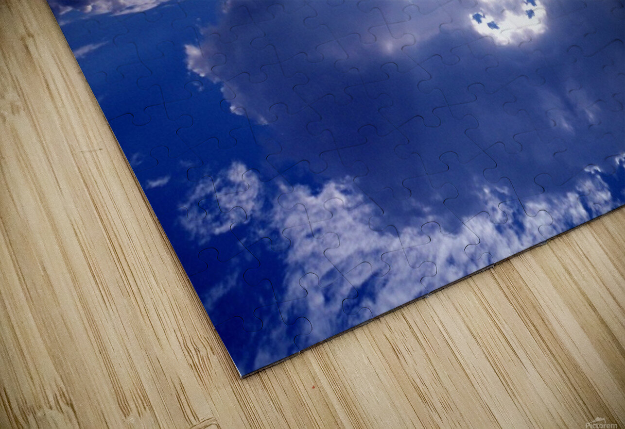 Nube 25 HD Sublimation Metal print