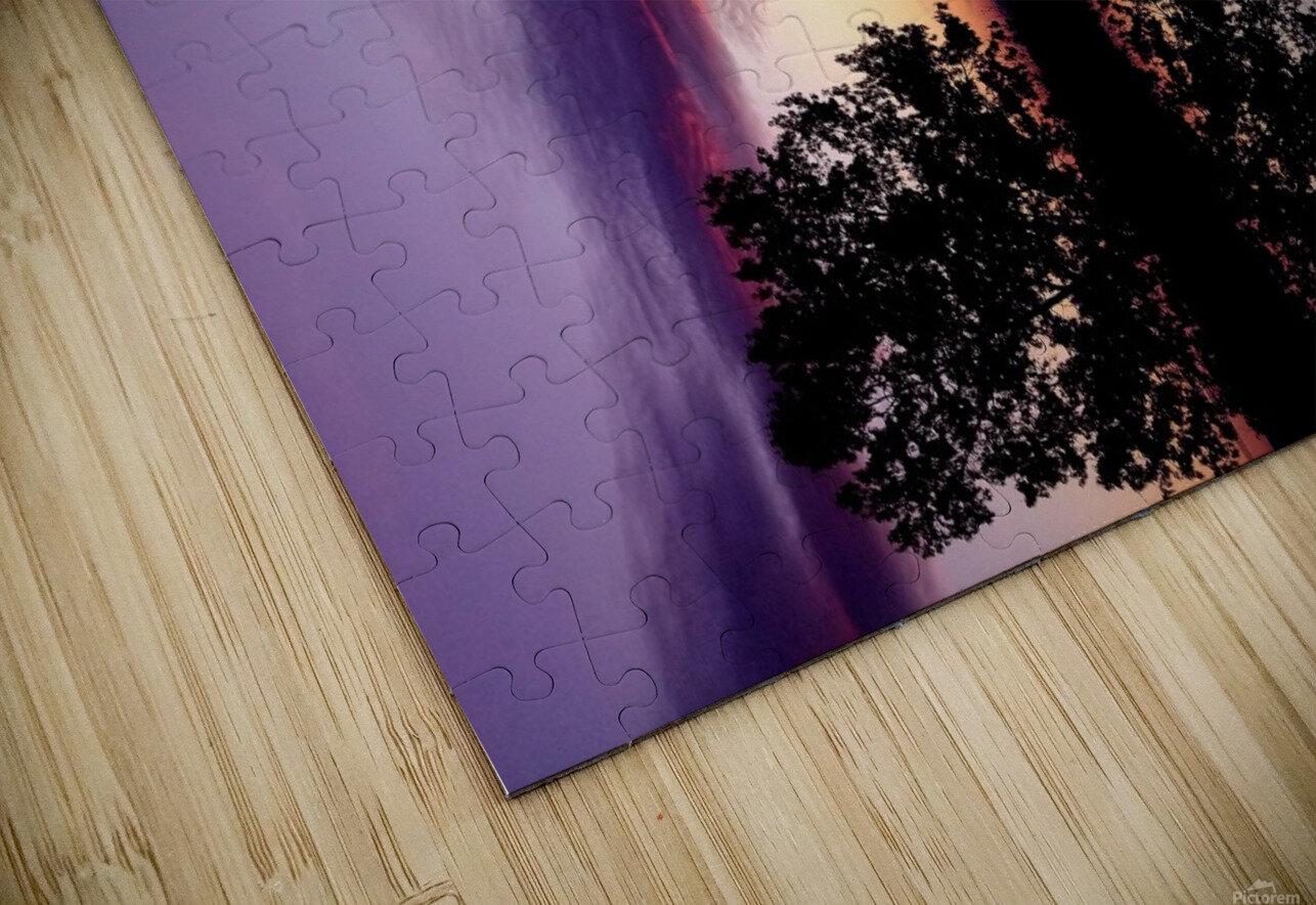 nube 47 HD Sublimation Metal print