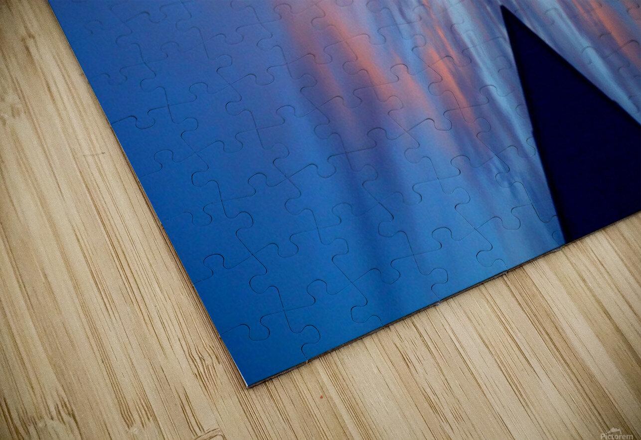 Skipe 5. HD Sublimation Metal print