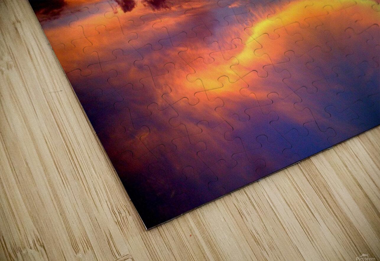 Skipe 24 HD Sublimation Metal print