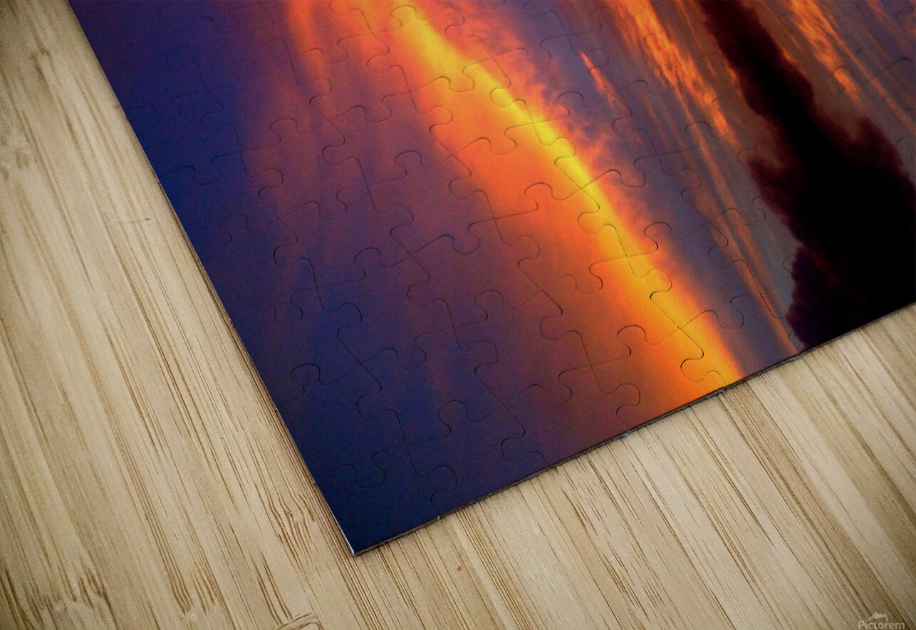 Sky 23 HD Sublimation Metal print