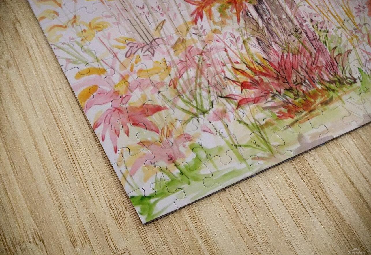 Autumn_DKS HD Sublimation Metal print