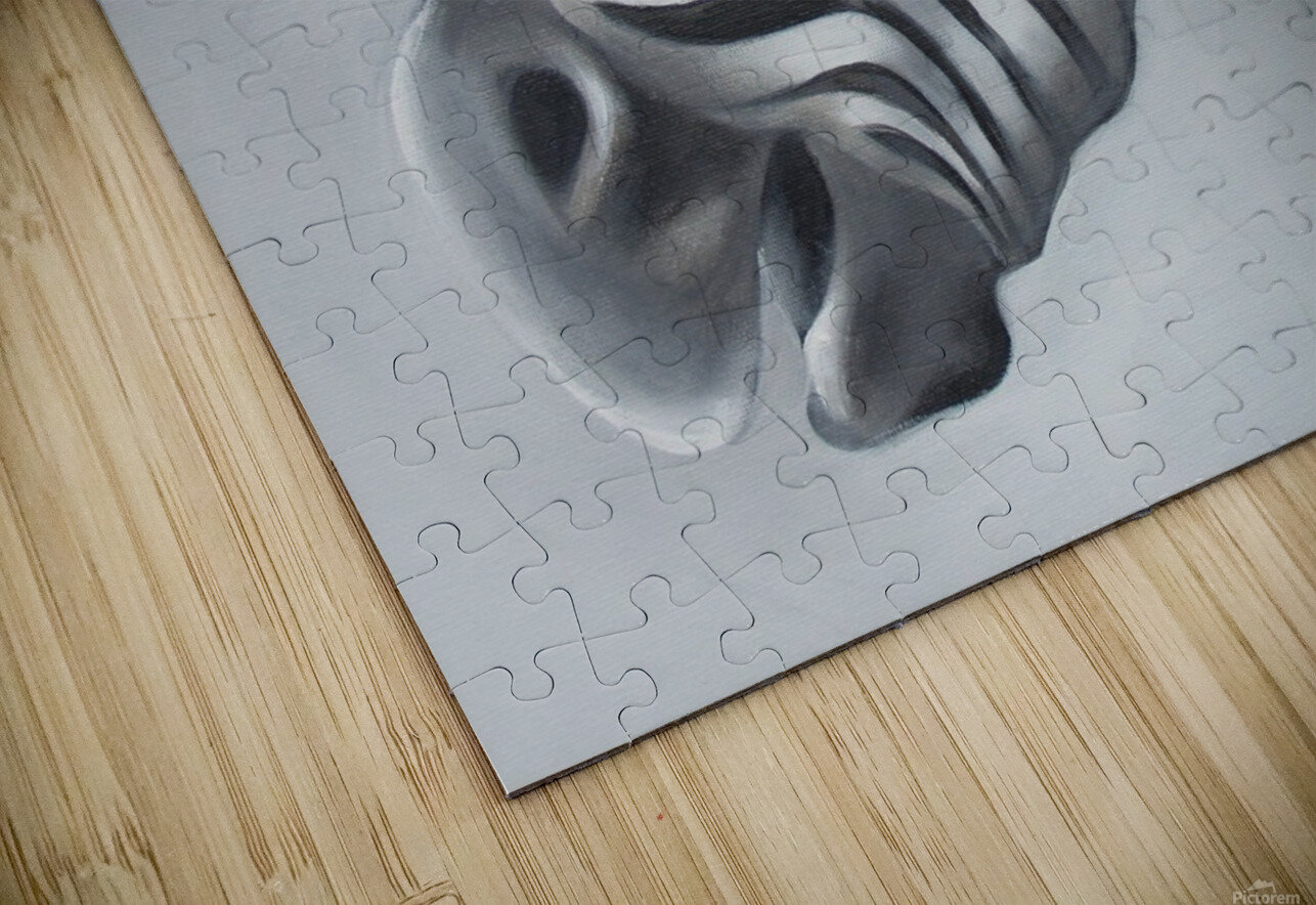 whats up HD Sublimation Metal print