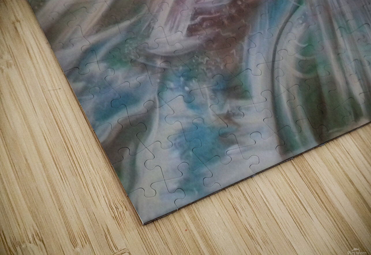 A happyness to way HD Sublimation Metal print