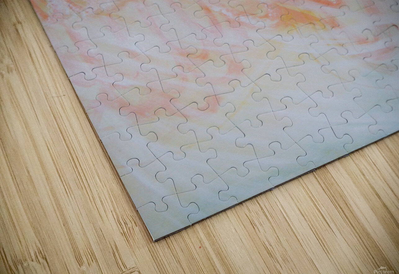 Wing HD Sublimation Metal print