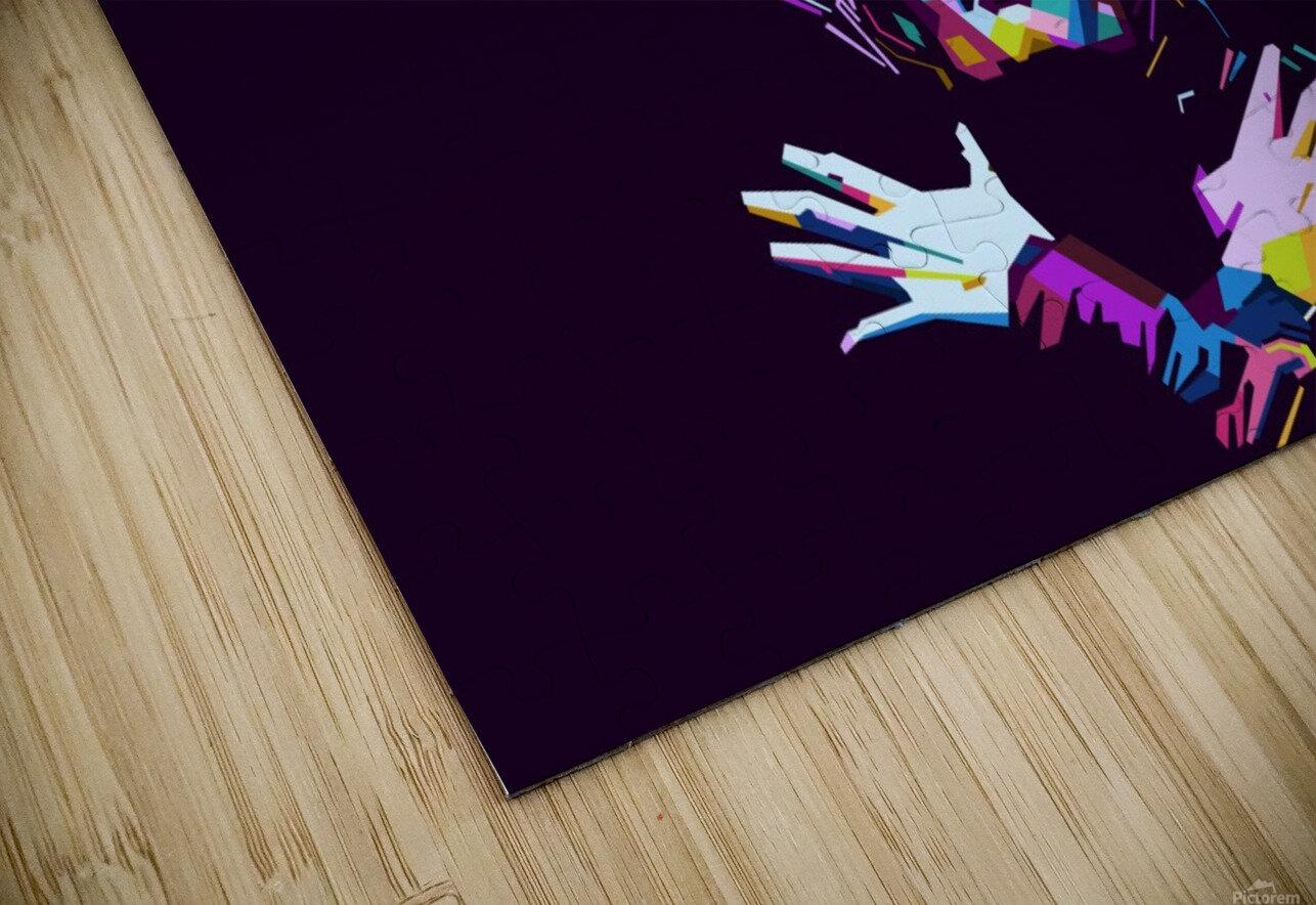 Queen HD Sublimation Metal print