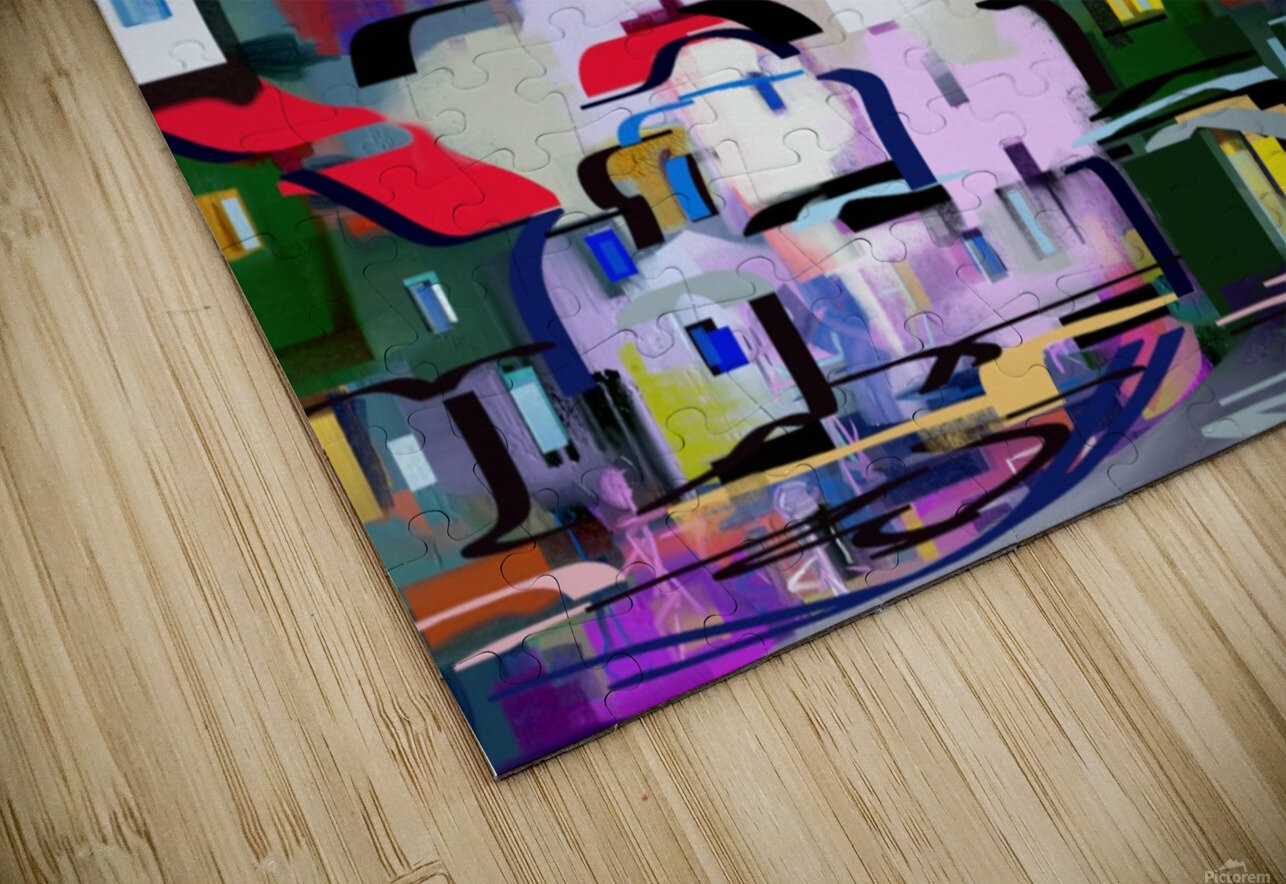 0228 HD Sublimation Metal print