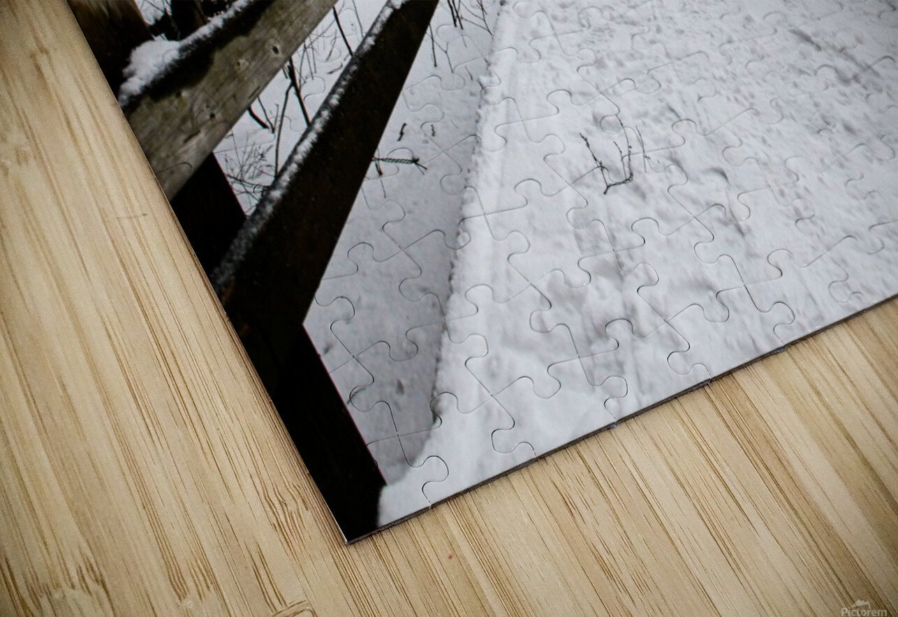 The Boardwalk HD Sublimation Metal print