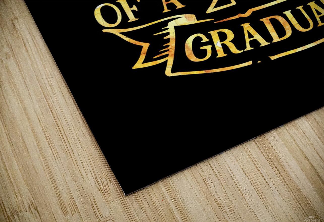 Proud Grandma of A 2020 Graduate HD Sublimation Metal print