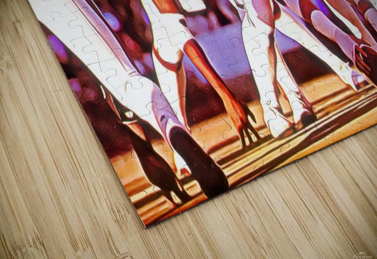 1981 Bedlam Action HD Sublimation Metal print