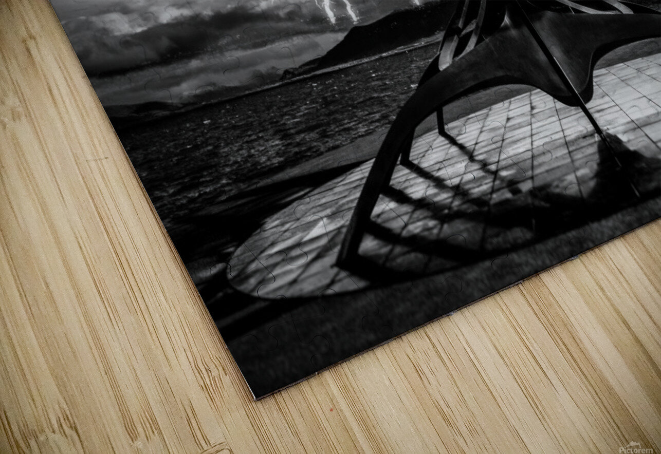 Hammer Of The Gods HD Sublimation Metal print