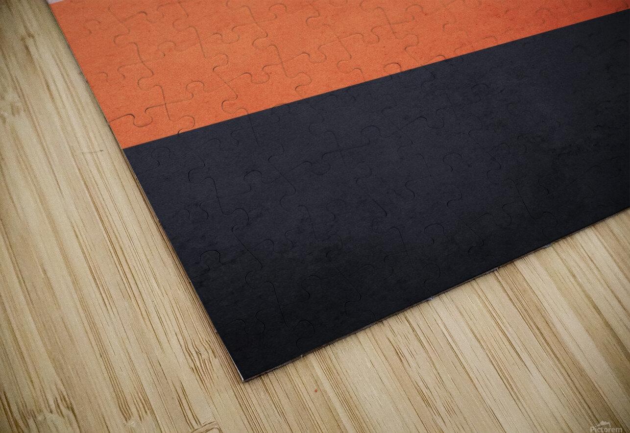 Shapes 06 - Abstract Geometric Art Print HD Sublimation Metal print