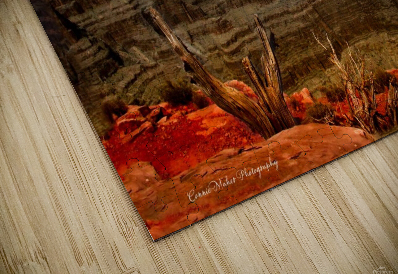 Sunrise over Grand Canyon HD Sublimation Metal print
