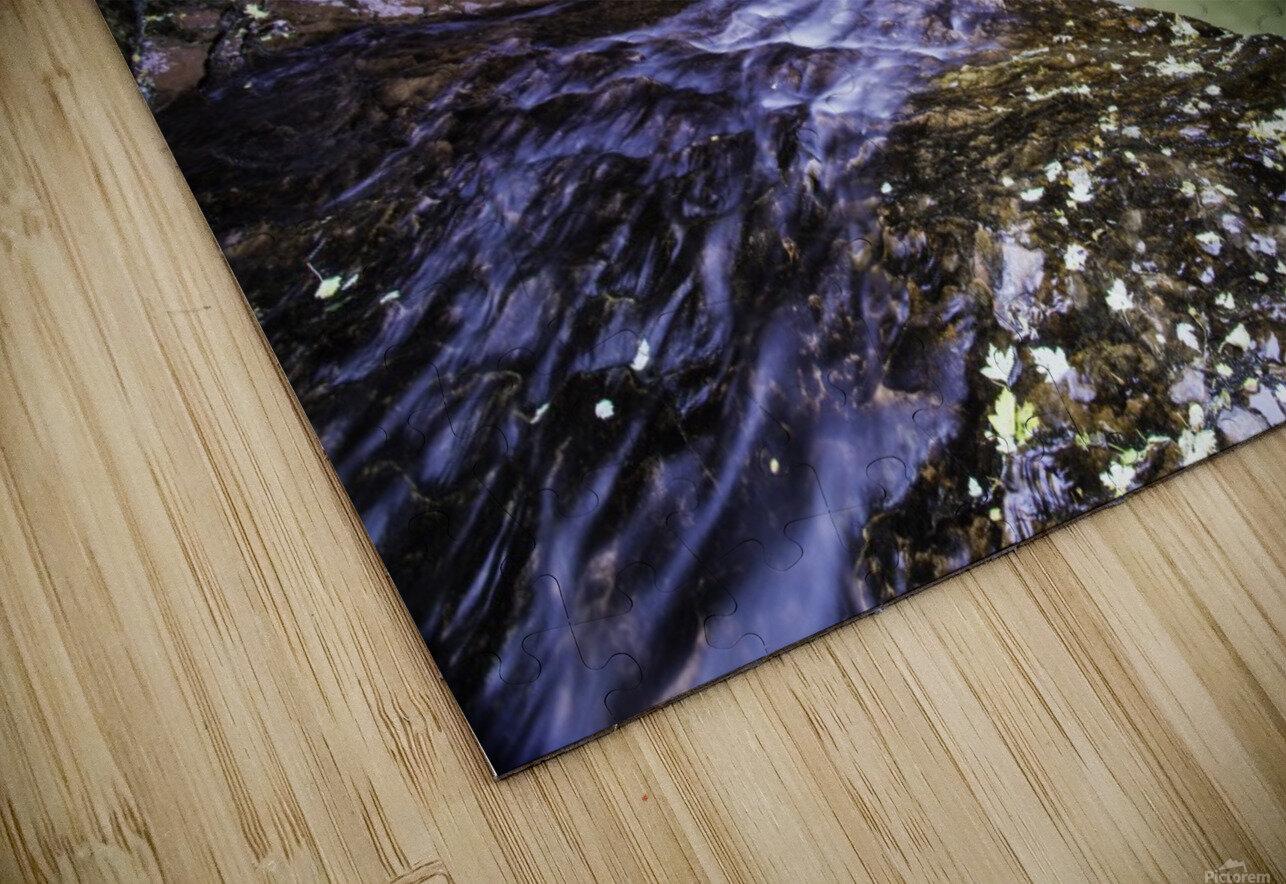 Mind the Gap HD Sublimation Metal print