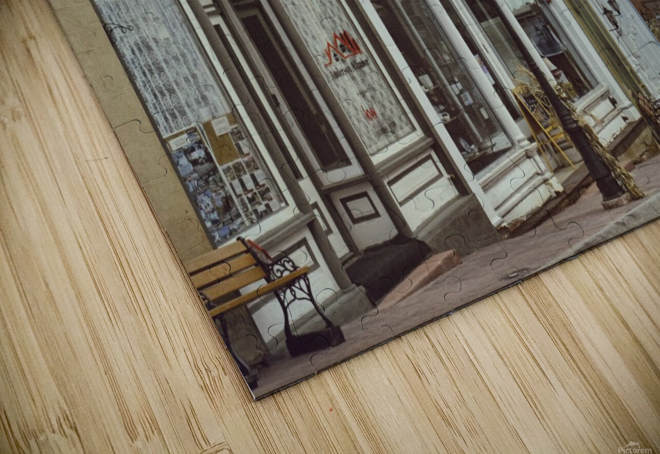 Old Town America HD Sublimation Metal print