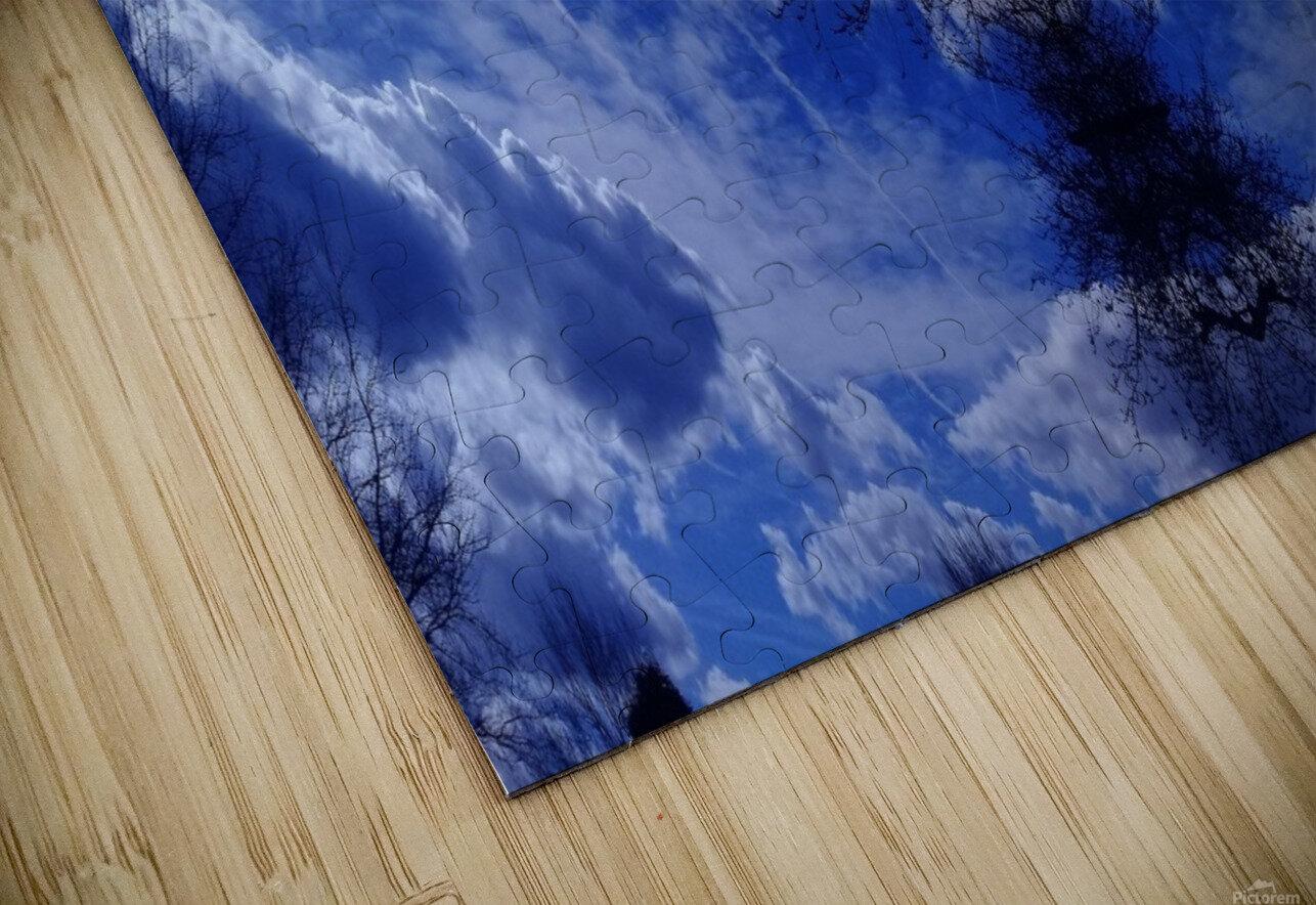 Cloudes 81 Impression de sublimation métal HD