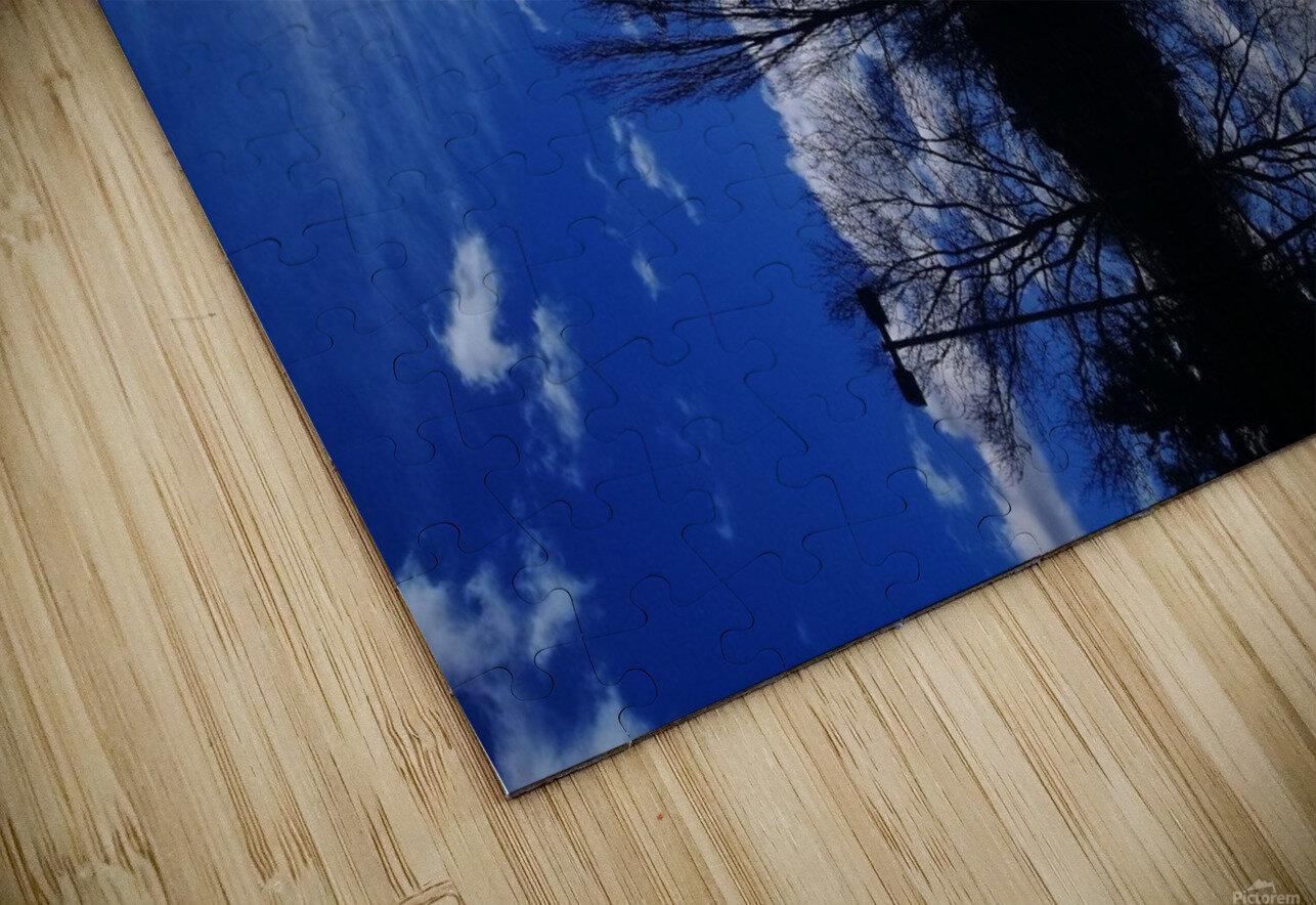 Cloudes 87 HD Sublimation Metal print