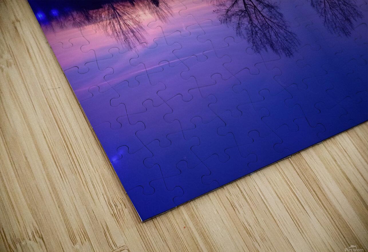 Cloudes 91 HD Sublimation Metal print