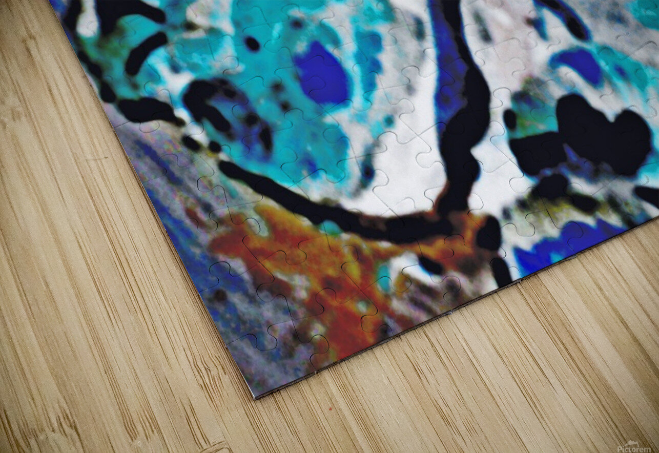 Specifically Untitled HD Sublimation Metal print