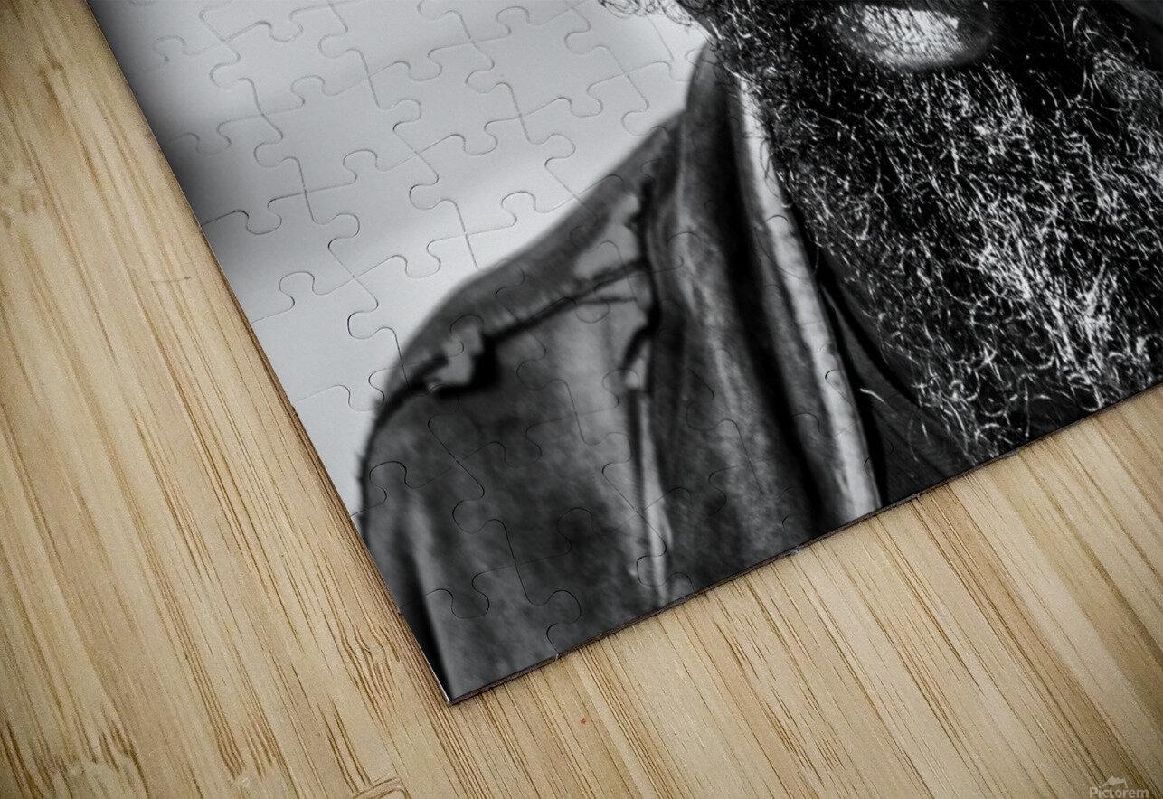 Temet Nosce HD Sublimation Metal print