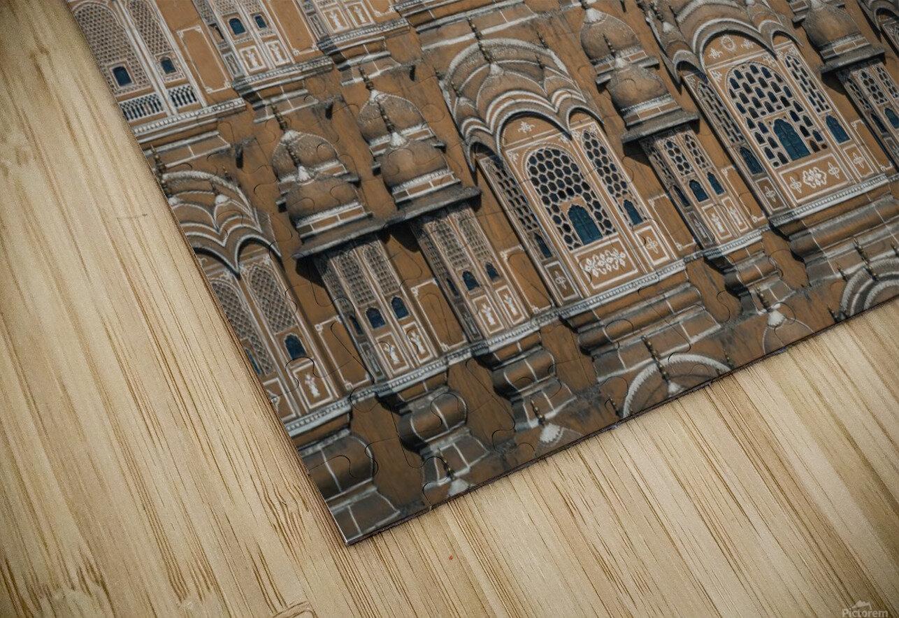 The Fortress - Hawa Mahal HD Sublimation Metal print