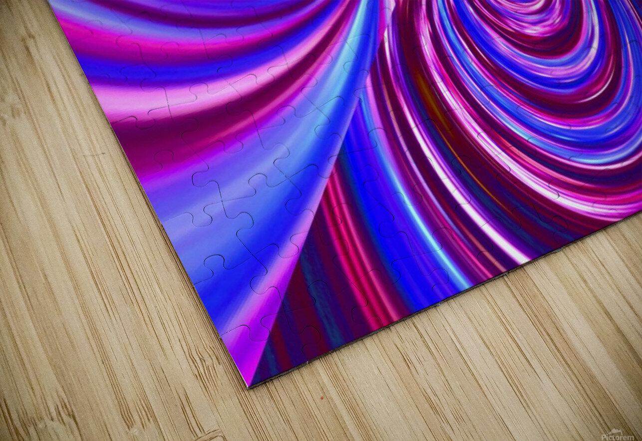 PERSPECTIVES 5D HD Sublimation Metal print
