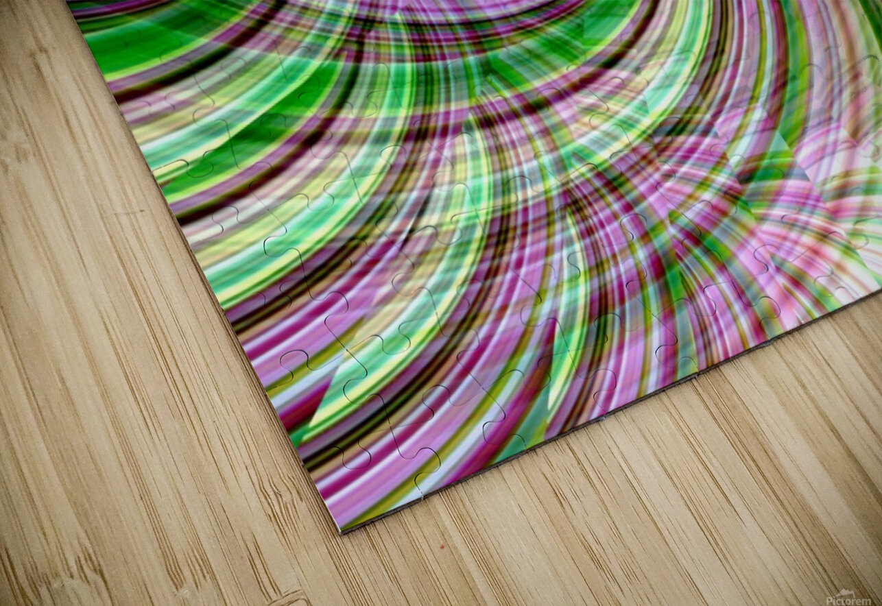 WHIRLWIND 1 HD Sublimation Metal print