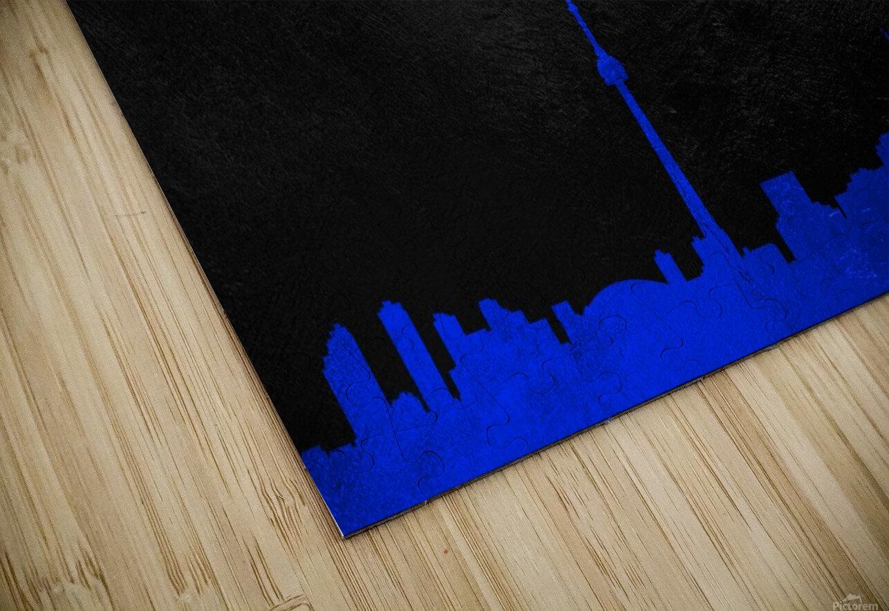 Toronto Maple Leafs HD Sublimation Metal print