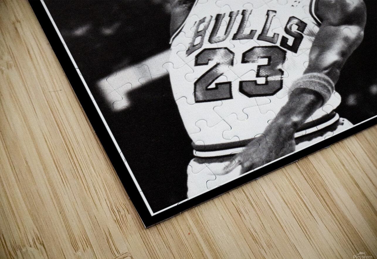 Michael Jordan Art Print HD Sublimation Metal print