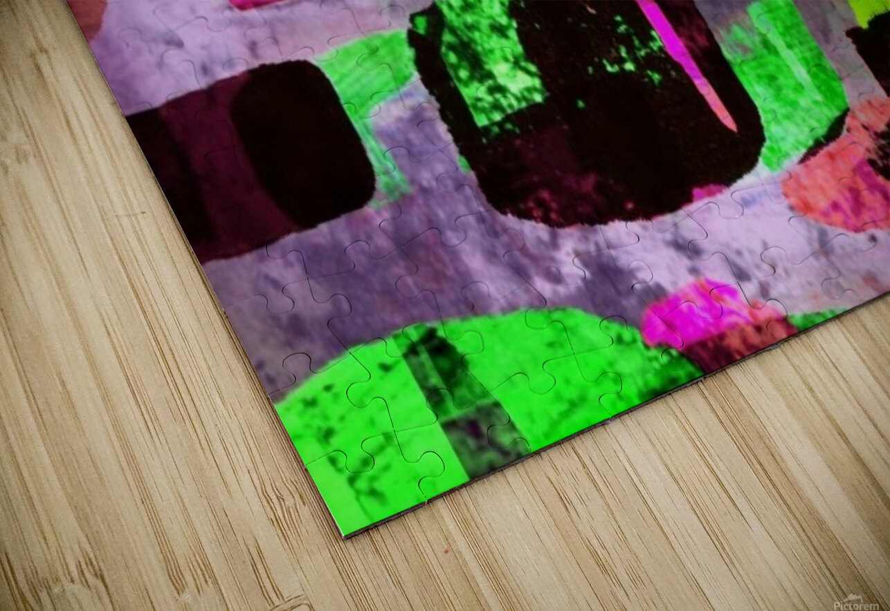 Candy Store HD Sublimation Metal print