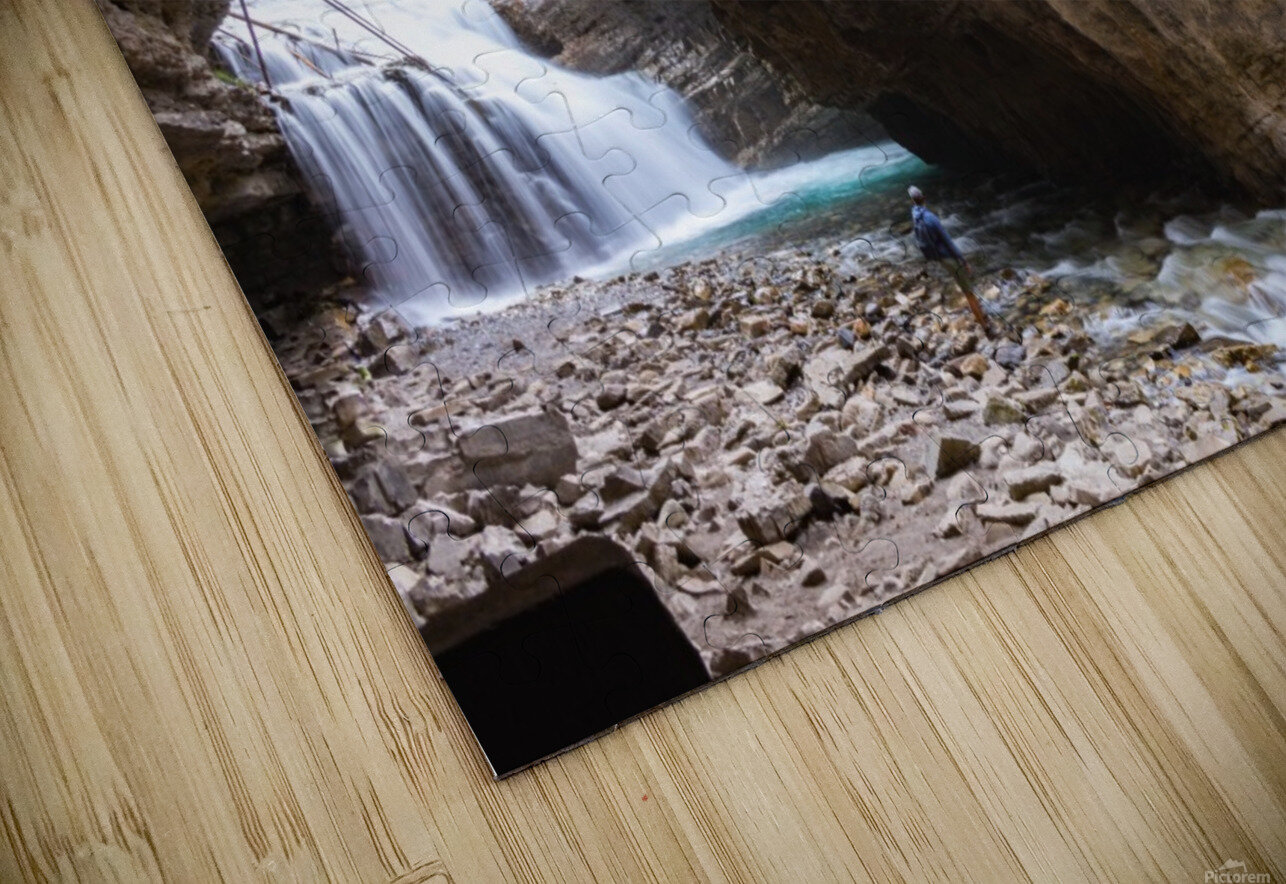 Off Trail HD Sublimation Metal print