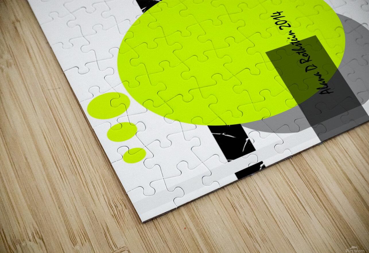 MATH 1 HD Sublimation Metal print