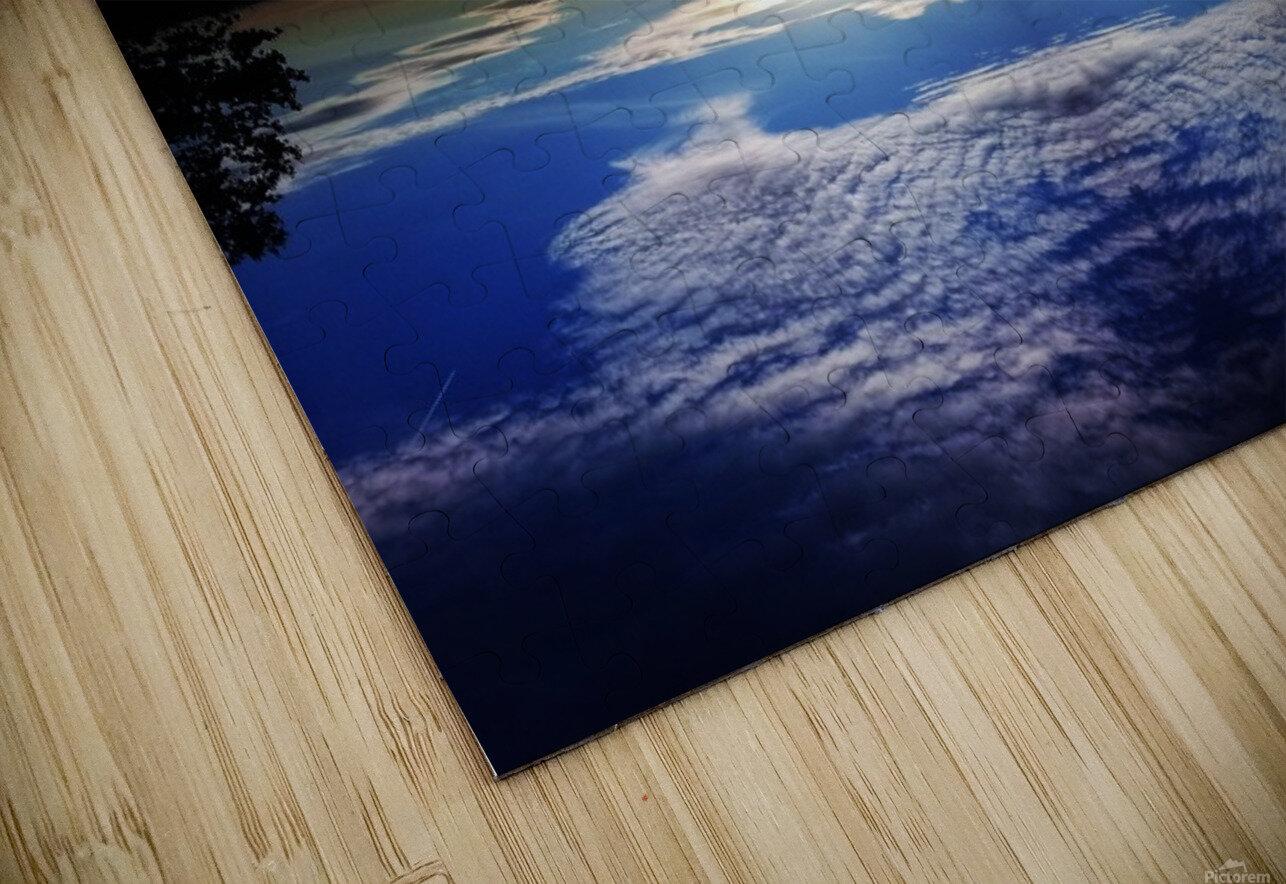 Cloudes 97 HD Sublimation Metal print