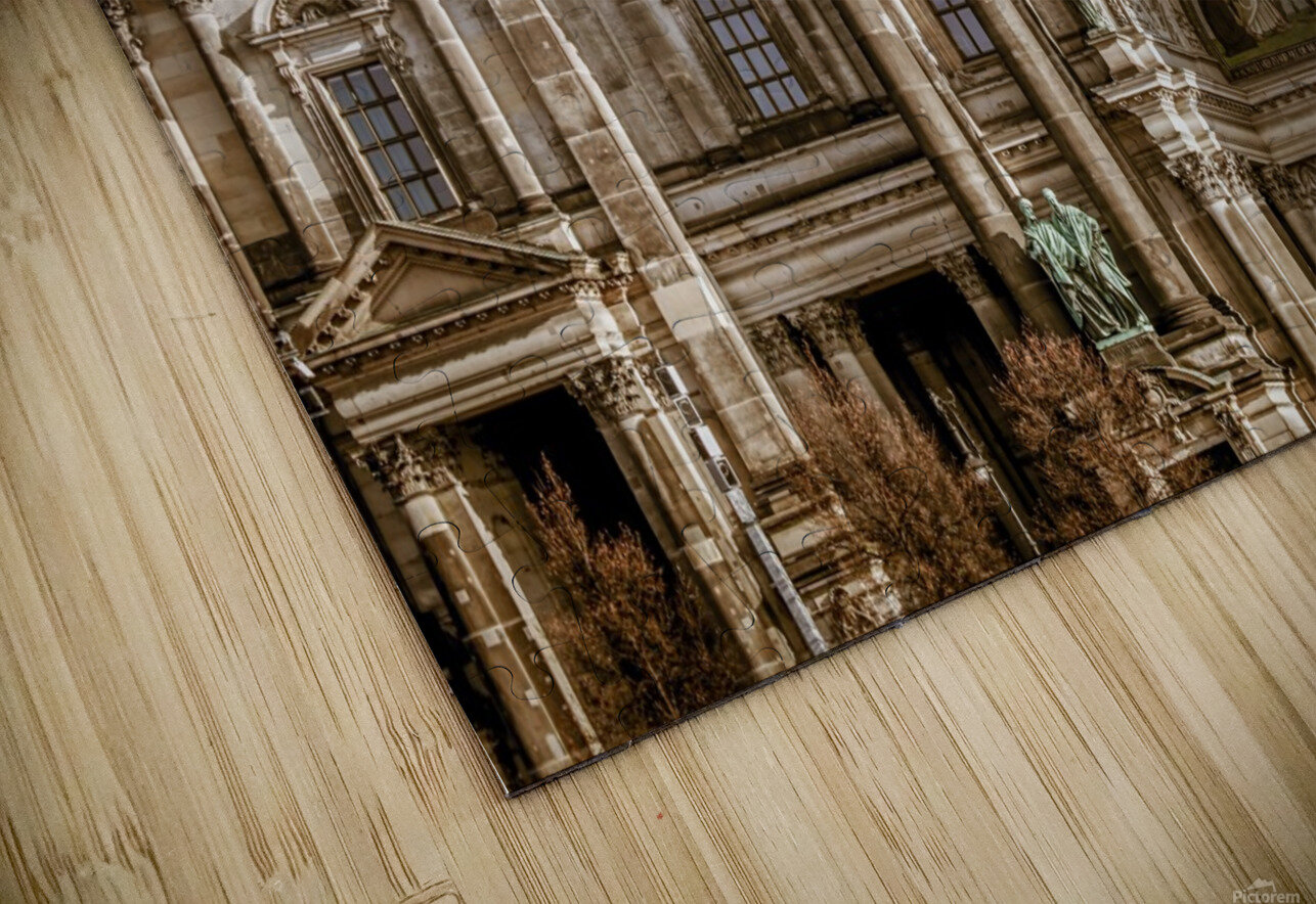 berlin cathedral building_1588539606.9187 HD Sublimation Metal print