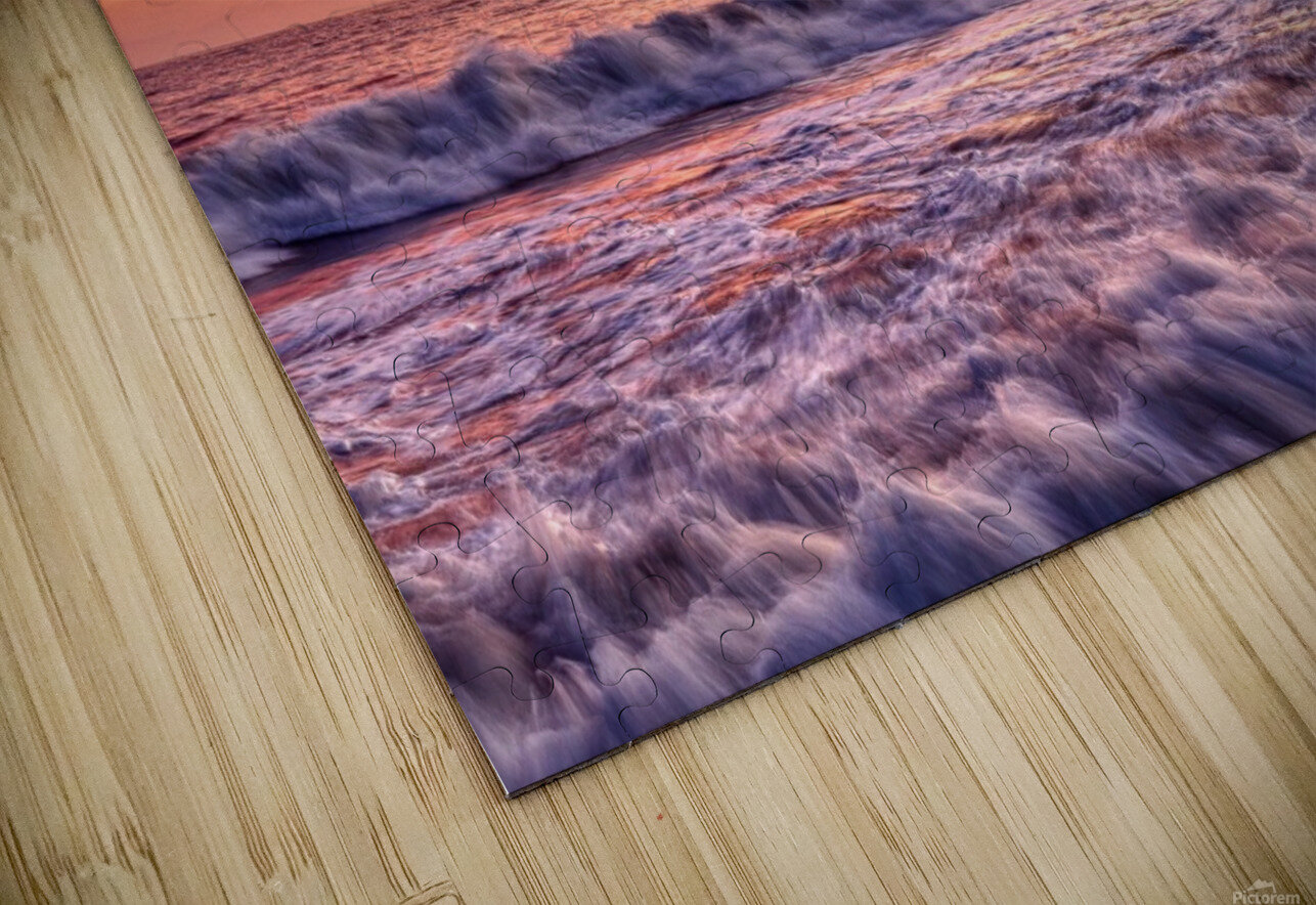 Energized HD Sublimation Metal print