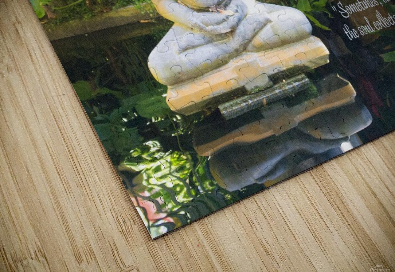 Zen HD Sublimation Metal print