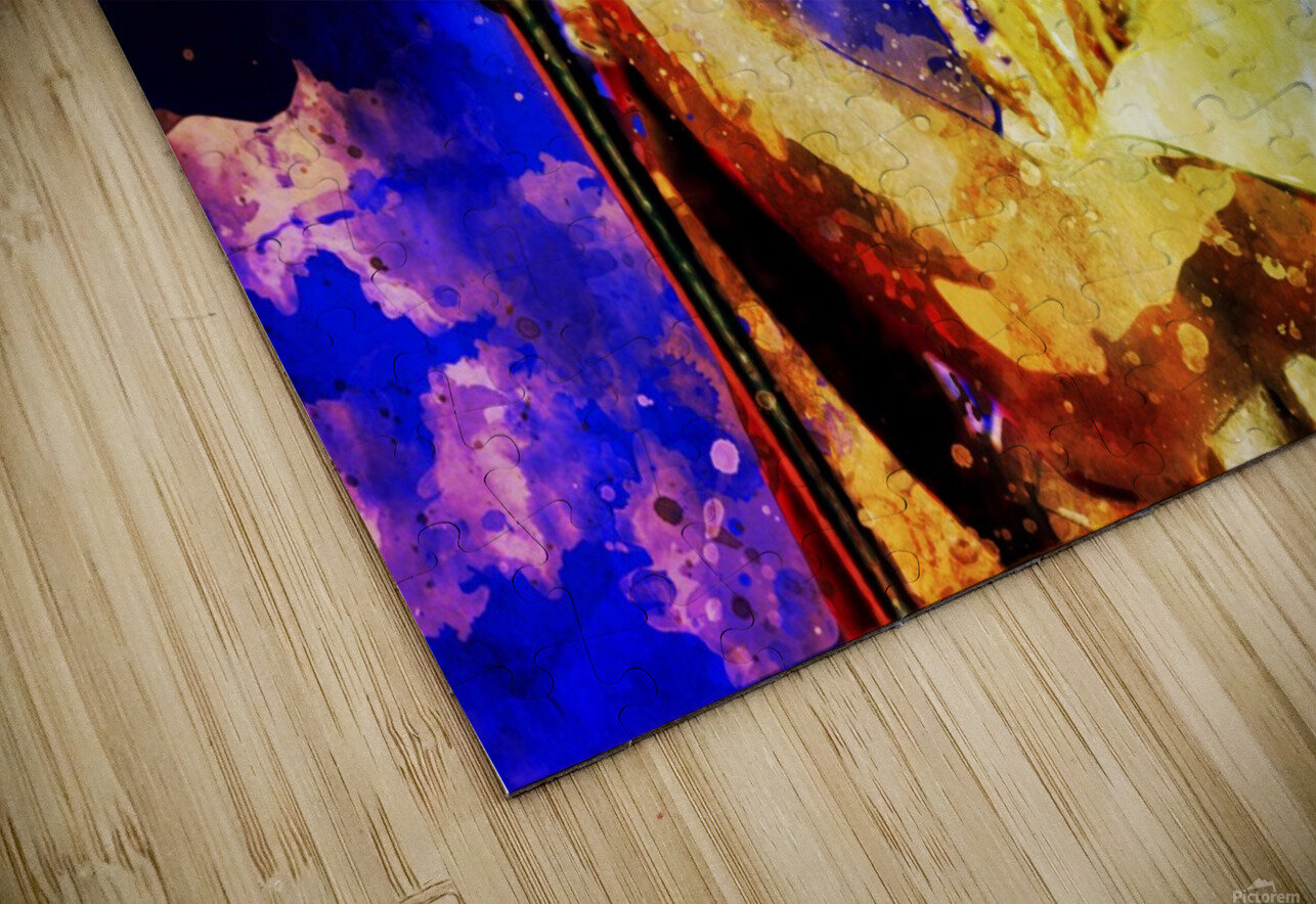 3 HD Sublimation Metal print