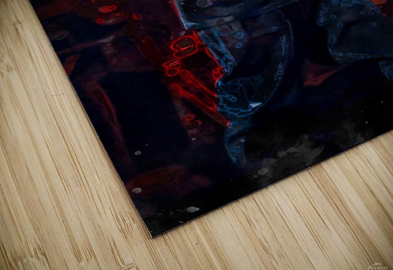 13 HD Sublimation Metal print